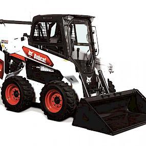 Новые погрузчики Bobcat R-серии