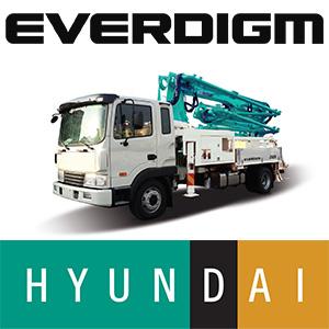 Строительная техника Hyundai - Everdigm