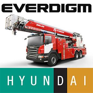 Пожарная техника Hyundai - Everdigm